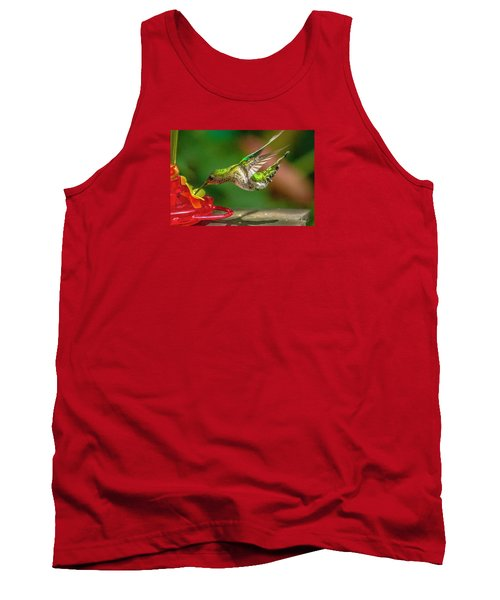Frequent Flyer 3 Tank Top