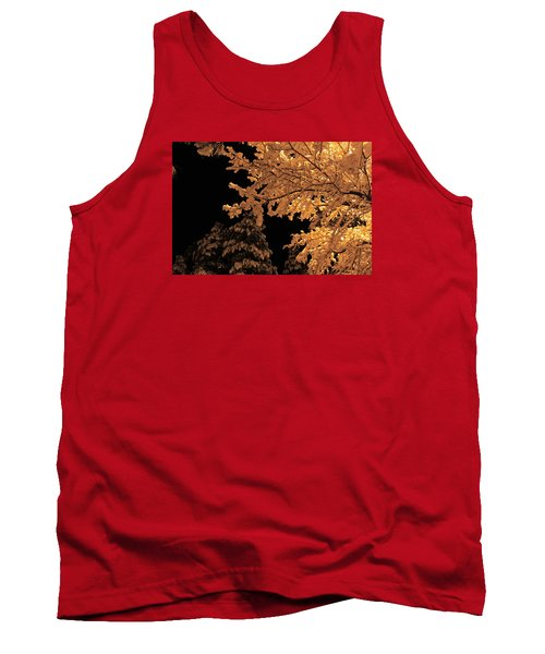 Tank Top featuring the photograph Fresh Cloak by Gary Kaylor