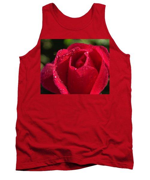 Fresh Rose Tank Top