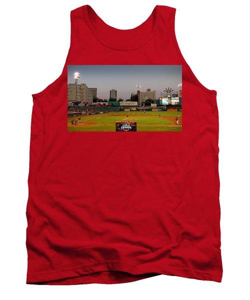 Fresno Grizzlies Tank Top