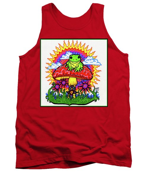 Froggy For Mukunda Tank Top