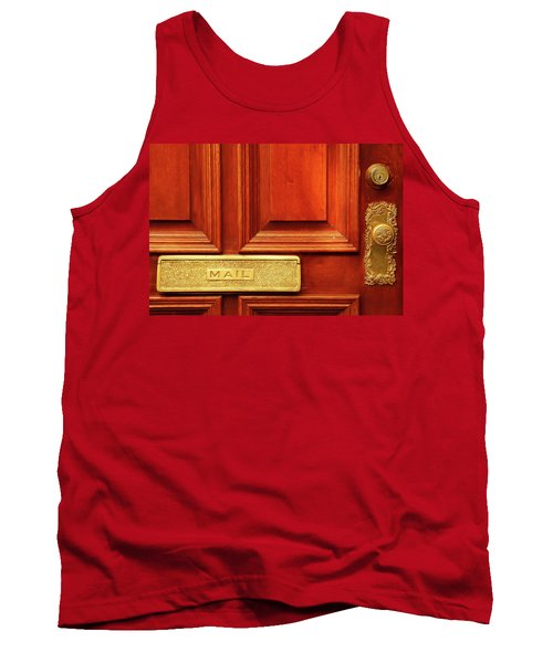 Front Door French Quarter Tank Top