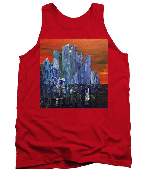 Frozen City Tank Top