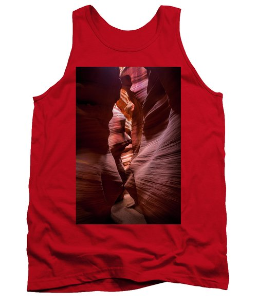 Further In The Canyon Tank Top