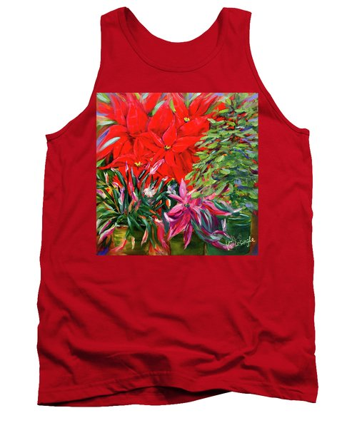 Gather Round Friends Tank Top