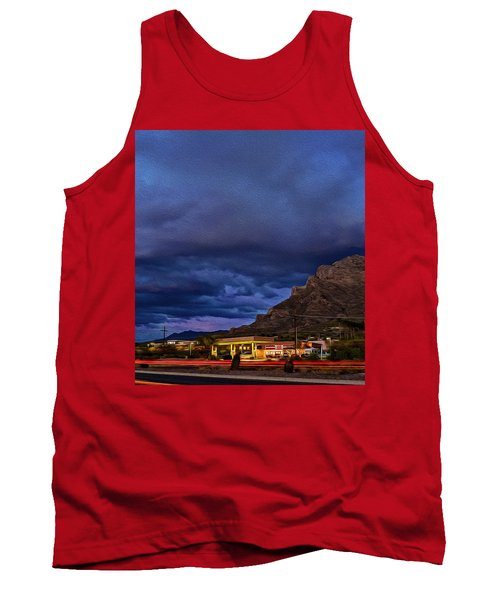 Gathering Storm Op51 Tank Top by Mark Myhaver