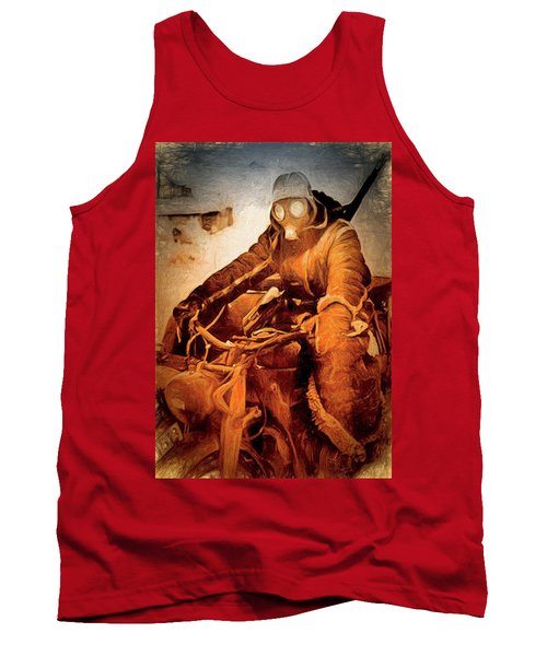 German Biker Tank Top