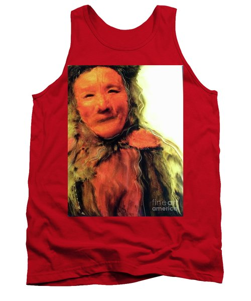 Gestures Of Dignity And Grace Tank Top