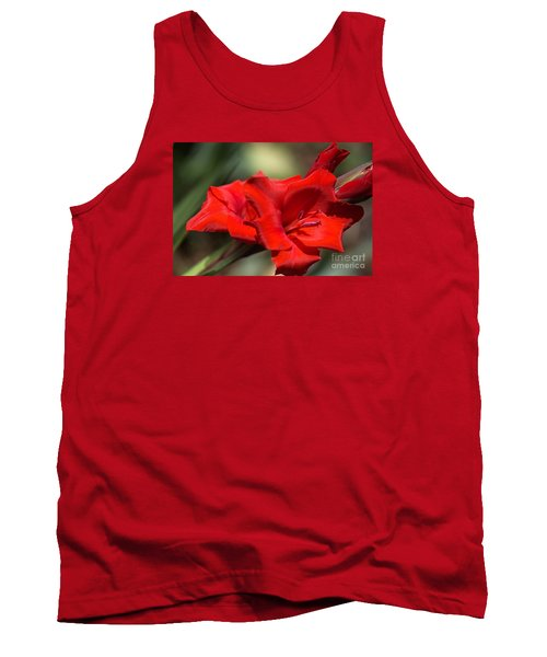Gladioli Manhattan Variety  Tank Top
