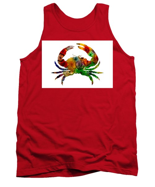 Glass Crab Tank Top