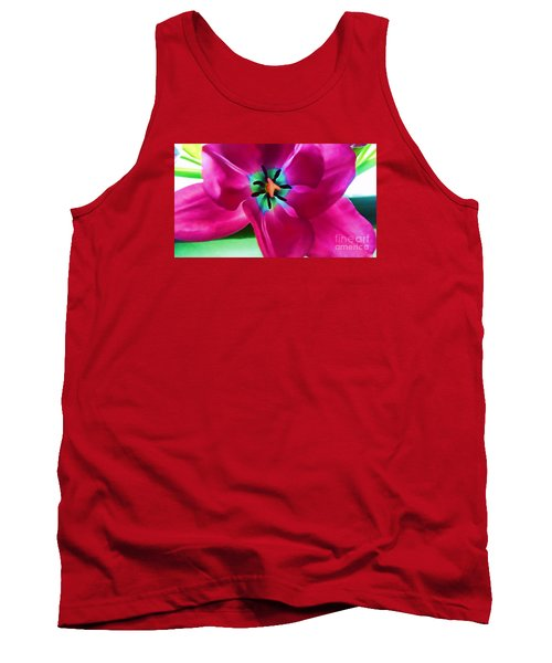 Tank Top featuring the photograph Glory Hallelujah by Roberta Byram