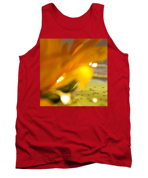 Tank Top featuring the photograph Glow by Bobby Villapando