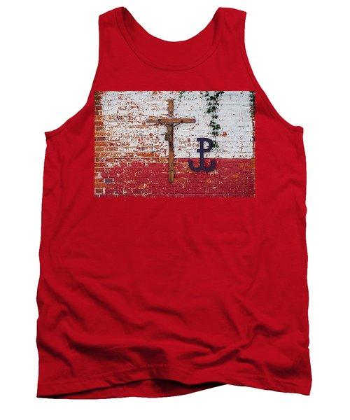 God, Honour, Fatherland Tank Top