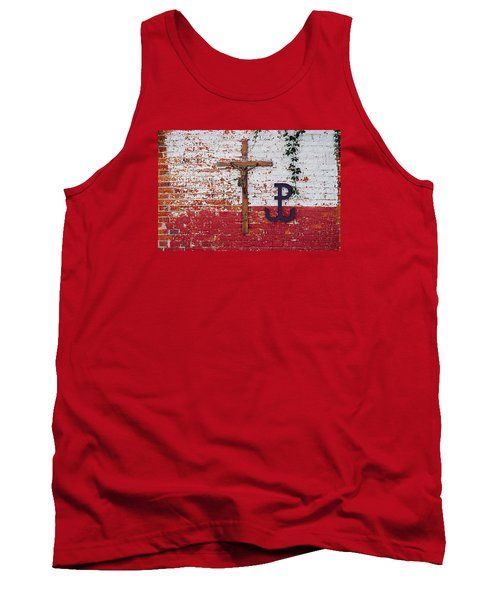 God, Honour, Fatherland Tank Top