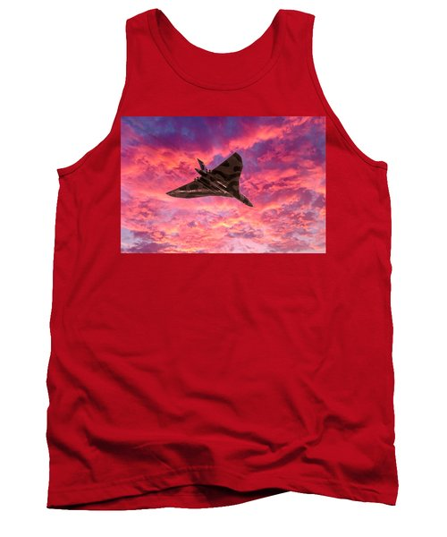 Going Out In A Blaze Of Glory Tank Top