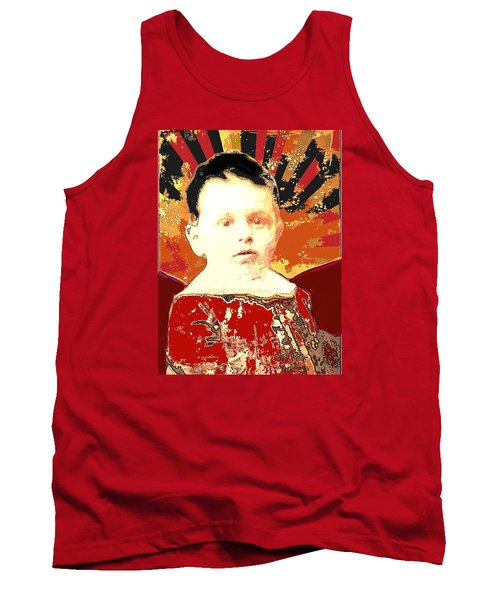 Golden Boy Tank Top
