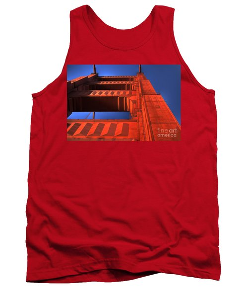 Golden Gate Tower Tank Top