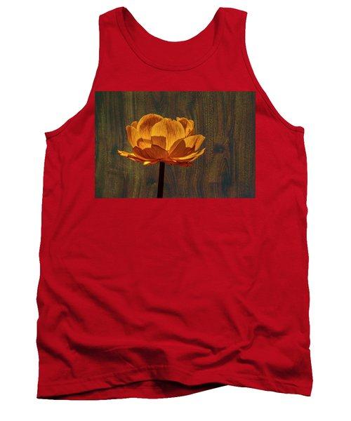 Golden Orange #g0 Tank Top