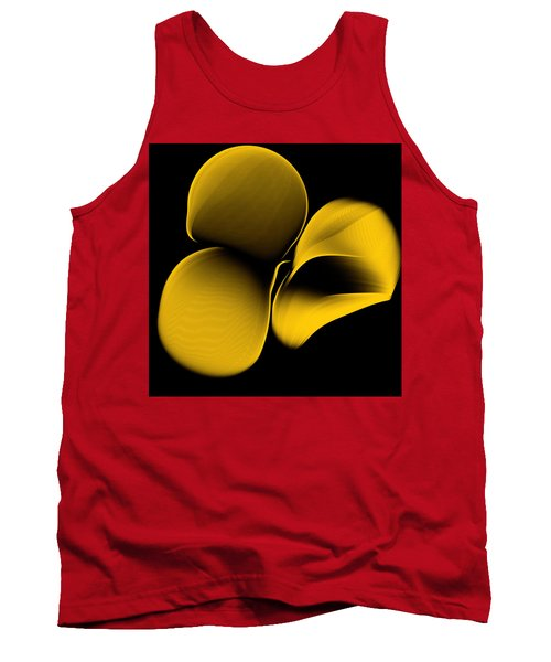 Golden Pantomime Tank Top