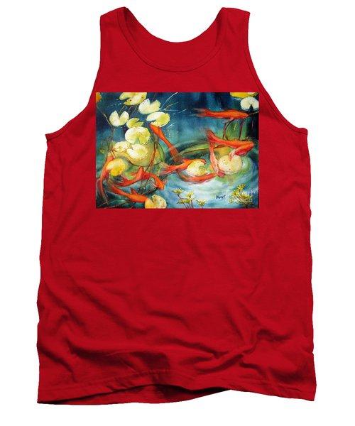 Goldfish Pond Tank Top