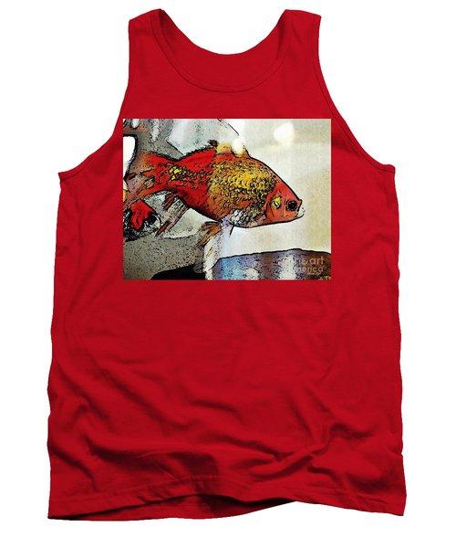 Goldfish Tank Top
