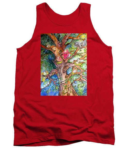 Good Neighbors Tank Top by Claudia Cole Meek