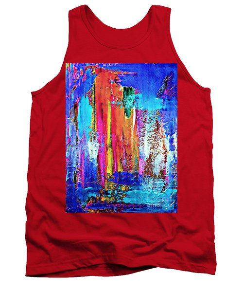 Good Things Are Coming Tank Top