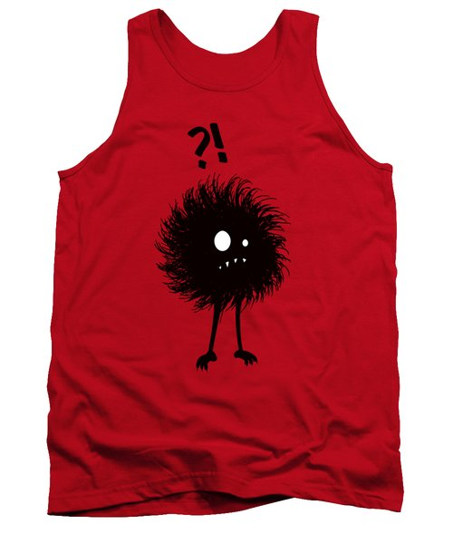 Gothic Wondering Evil Bug Character Tank Top