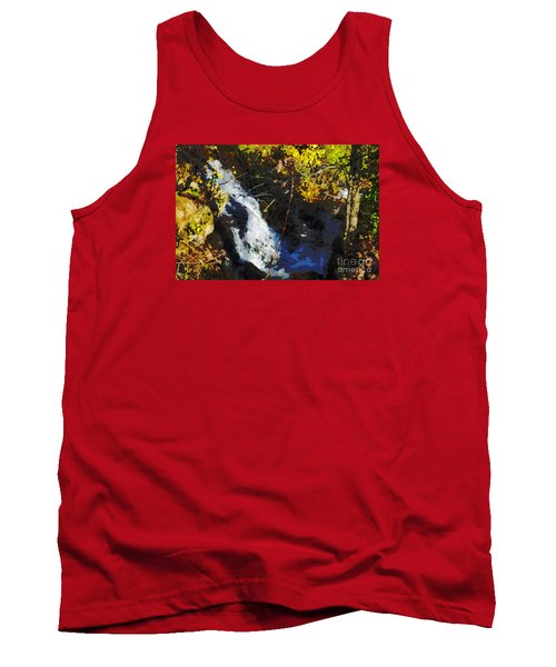 Governor Dodge State Park Tank Top by David Blank