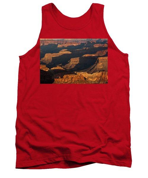 Grand Canyon Sunrise Tank Top