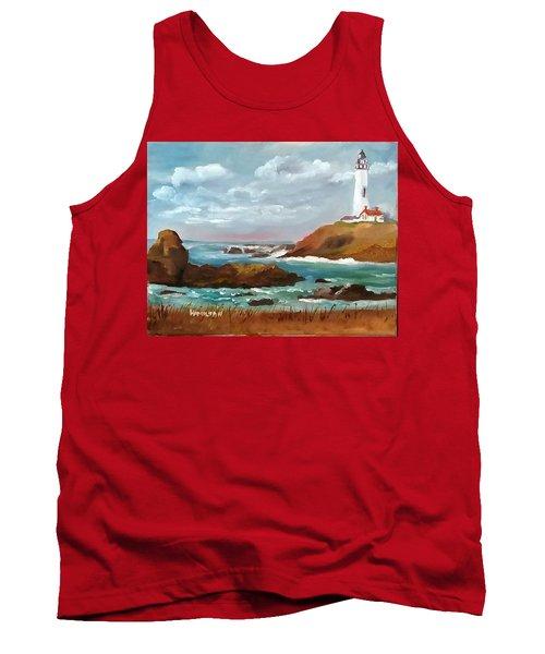 Grand Lighthouse Tank Top
