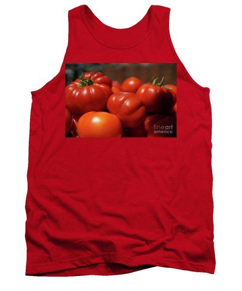 Grandpas Tomatoes Tank Top