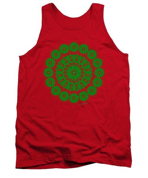 Green With Envy Tank Top