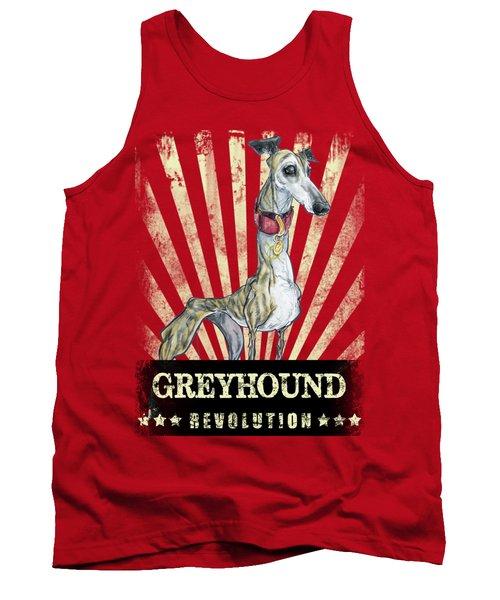 Greyhound Revolution Tank Top
