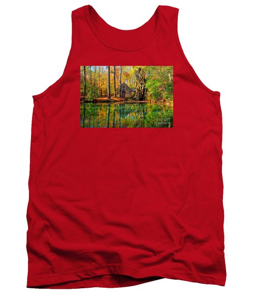 Grist Mill Tank Top by Geraldine DeBoer