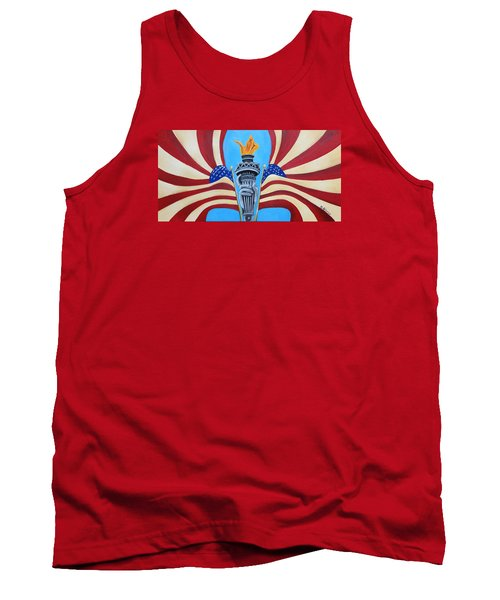 Guardian's Of Liberty Tank Top