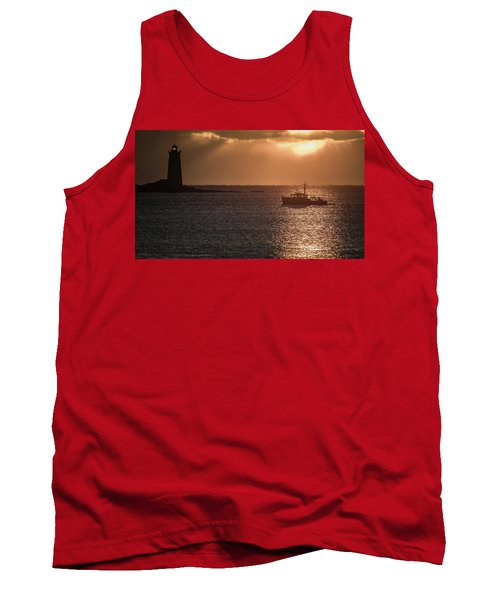 Guided By The Light Tank Top
