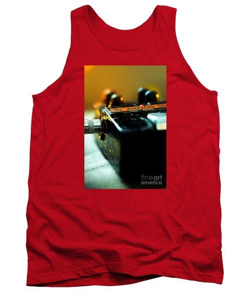 Guitar Pedal Tank Top
