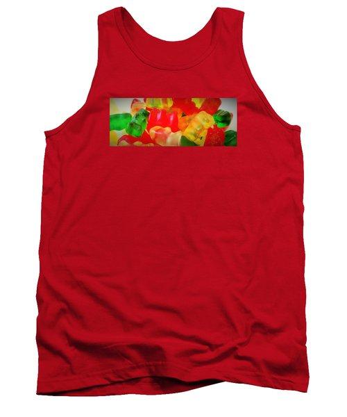 Gummies Tank Top by Martin Cline