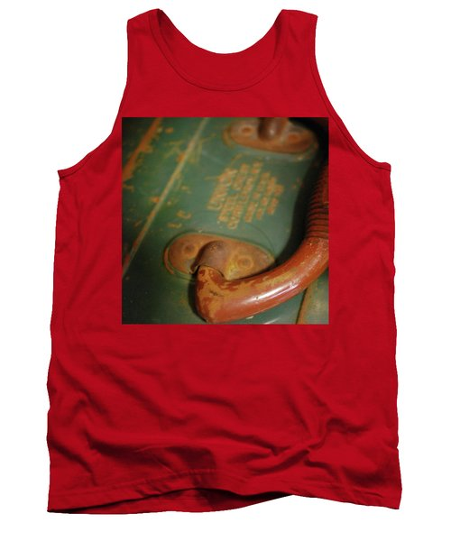 Handle On The Past Tank Top