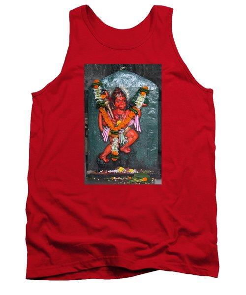 Hanuman Ji, Somewhere Near Ganeshpuri Tank Top