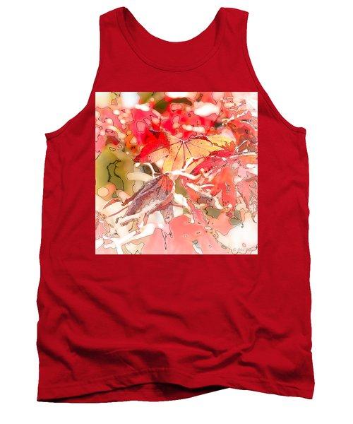 Happy Autumn Tank Top