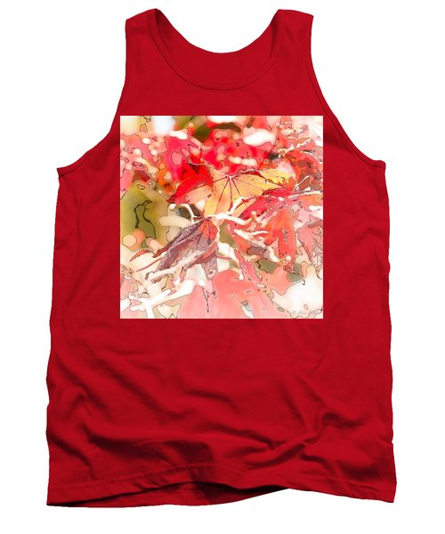 Happy Autumn Tank Top