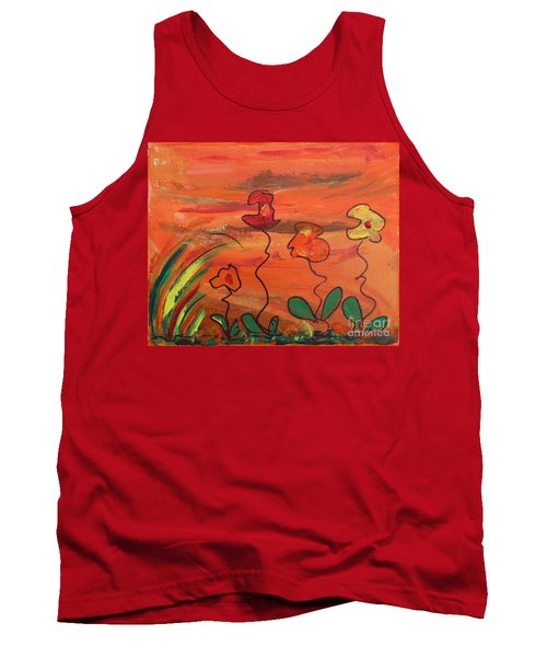 Happy Day Tank Top
