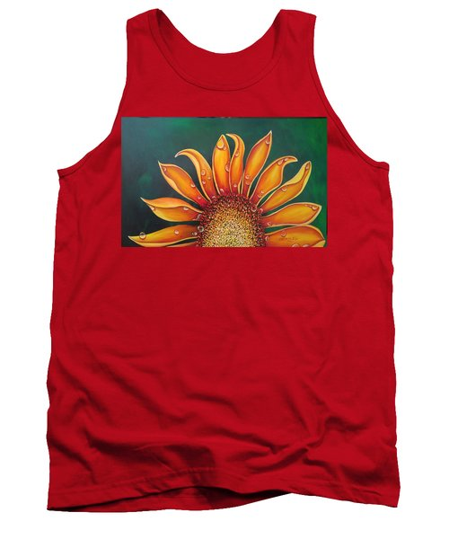 Happy Flower Tank Top