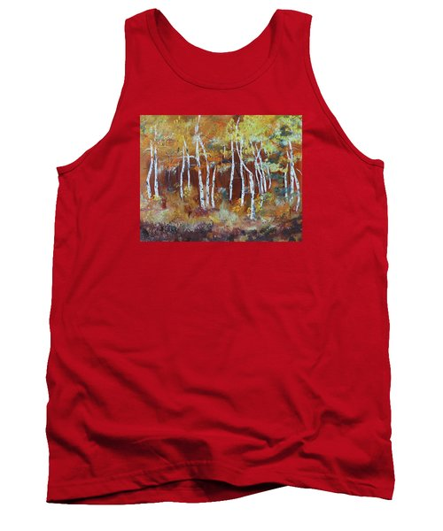 Harding Way  Aspens Dancing Tank Top