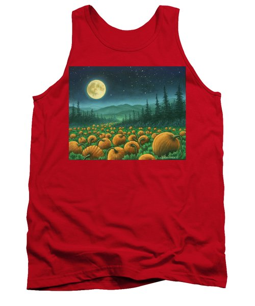 Harvest Moon 01 Tank Top