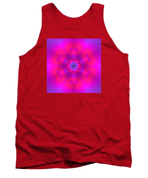 Tank Top featuring the digital art Healing Number Xxx by Robert Thalmeier