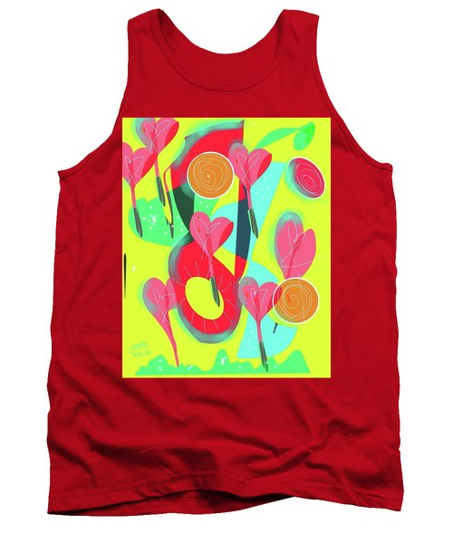 Heart Attack Tank Top