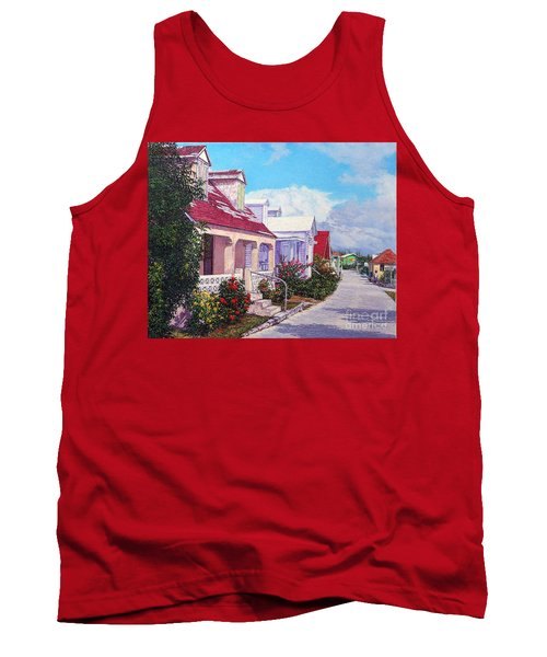 Heart Of The Current Tank Top